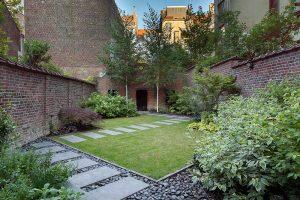 Urban garden space